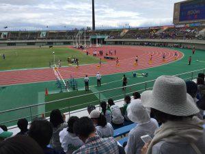 埼玉栄高等学校 トラック競技