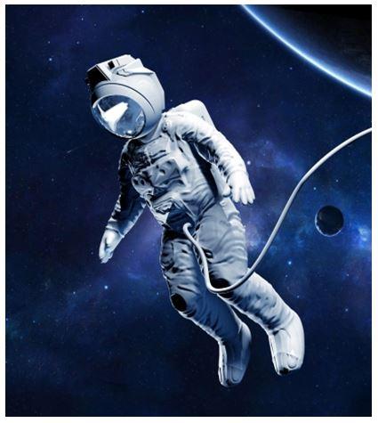 宇宙飛行士は、疾患状態になる。