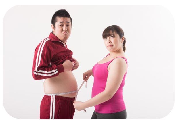 内蔵脂肪が怖い理由